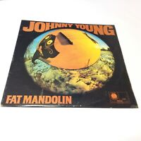 Johnny Young Fat Mandolin UK 1st Press A1/B1 Blue Horizon Vinyl LP VG+/VG+ Nice!