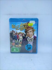 Willy Wonka And The Chocolate Factory - Region B [AUS] - New/Sealed