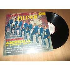MARIACHI AMERICA DE ALFREDO SERNA el mejor mariachi de jalisco VOGUE Lp 1973