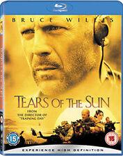 TEARS OF THE SUN - BLU-RAY - REGION B UK