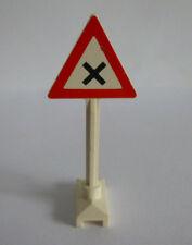 Baukästen & Konstruktion Lego Strassenschilder und Fahnen b