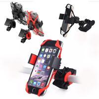 360° Motorcycle Bracket MTB Bike Bicycle Handlebar Mount For Mobile Phone Holder