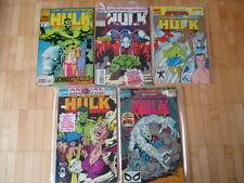 Incredible Hulk Annual 16, 17, 18, 19, 20 US MARVEL very fine-NEAR MINT