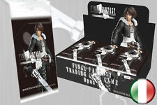 Final Fantasy Opus II, Trading Card Game, 36x Booster Box, Edizione Italiana