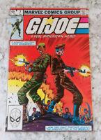 Marvel Comics G.I. Joe A Real American Hero Vol 1 #7 January 1983 Very Fine