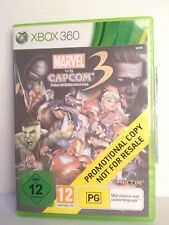 Marvel Vs Capcom 3: Fate Of Two Worlds, Xbox 360 Disque Promotionel