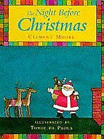 The Night Before Christmas-Clement C. Moore, T. De Paola, Tomie de Paola