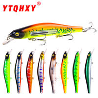 New YTQHXY 12.5cm/17.3g Fishing Lure Topwater Artificial Bait Hard Bionic Bait.