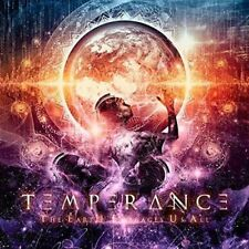 TEMPERANCE-THE EARTH EMBRACE US ALL-JAPAN CD F25