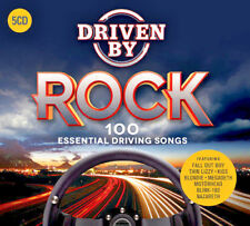 DRIVEN BY ROCK  - 5 CD - (2018)