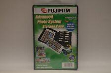 NEW Vintage Fujifilm Advanced Photo System Storage Case (Holds 12 Cartridges)