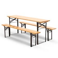 patio wood furniture sets for sale ebay rh ebay com au