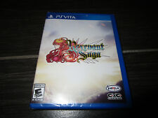 NEW Limited Run Games REVENANT SAGA Playstation Vita PSVita
