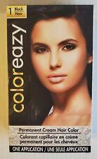 Coloreazy Permanent Cream Hair Colour - 5 Colour Options X 2 Boxes