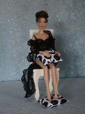 "AllforDoll OOAK DIORAMA Furniture CHAIR for 16"" Dolls - Gene Kish Ficon Tonner"
