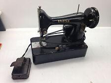Vintage Spartan 192K Sewing Machine Simanco Canada Foot Pedal Parts Repair