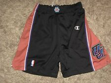 Authentic Utah Jazz Shorts stockton malone hayward sloan 1dca63359
