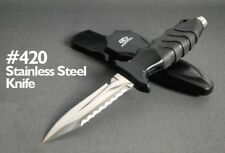Scuba Diving Hunting Fishing Survival Stainless Steel Aropec Knife  WIL-DK-32