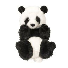 Plush PANDA Bear LIL' HANDFUL Stuffed Animal - by Douglas Cuddle Toys #14492