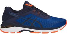 ASICS Gt-2000 6 Mens Running Shoes T805n 4549 Blue UK 10