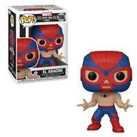 Marvel Luchadores Lucha Libre El Aracno Spider-Man Funko POP Vinyl Figure #706