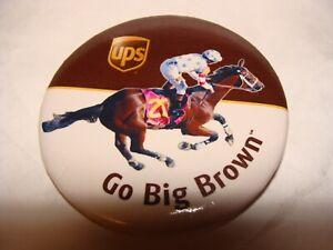 Kentucky Derby Pins, Button. New