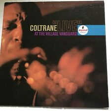 John Coltrane – Live At The Village Vanguard , MCA Records – VIM-4611, Japanes