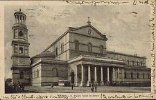 ROMA - S. Paolo Fuori Le Mura - Viaggiata 1924 - Rif. 293 PI