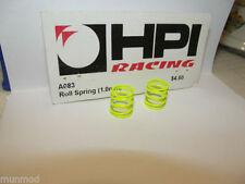 HPI RC Springs Parts