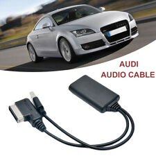 USB AUX Adapter Cable Bluetooth for Audi A5 8T A6 4F A8 4E Q7 7L AMI MMI 2G UK