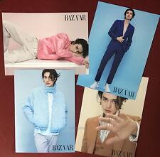 Lee Dong Wook Harper's BAZAAR 2020 Taiwan Promo 4 Postcard (Post card)