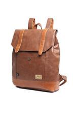 Leather Backpack Vintage Backpack School Bag Casual Daypack
