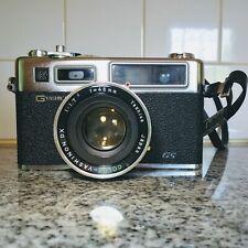 New ListingYashica Electro 35 Gs Rangefinder 35mm Film Camera - Working