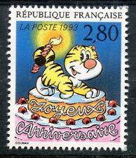 STAMP / TIMBRE FRANCE NEUF N° 2838 ** LE PLAISIR D'ECRIRE / JOYEUX ANNIVERSAIRE