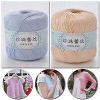 Thread No.5 Cotton Crochet Yarn Craft Tatting Hand Knit Embroidery 50grX1Ball