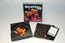 QUARTO Strategy Board Game 1991 Gigamic