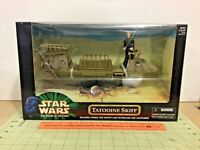 Star Wars POTF Tatooine Skiff, Sealed, FREE shipping, 26458