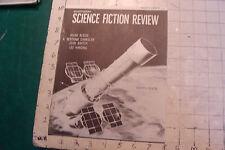Australian SCIENCE FICTION REVIEW #3; sept. 1966, 36pgs Aldiss, Chandler, Baxter