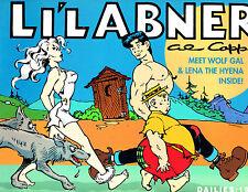 "Li'l Abner Vol 12-1991-Strip Reprints Soft Cover ""Dailies 1946  """