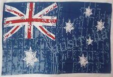 Kitchen TEA TOWEL New Australian Flag Graffiti Pattern Design Hand Cloth Cooking