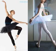 New Professional Ballet Costume Tutu Skirt Adult Hard Organdy Ballet Tutu 2Color
