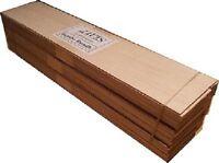 Giant Jumbo Balsa Bundle: 3 packs of 11/15 p'ce Balsa Wood - modelling wargaming