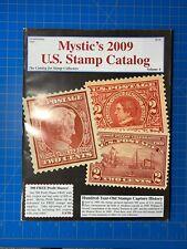 Mystics 2009 Us Stamp Catalog for Stamp Collectors