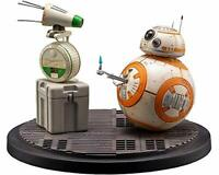 Kotobukiya Artfx Star Wars D-O & BB-8 1/7 Scale Figure NEW from Japan