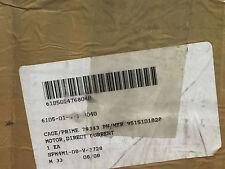 6105-01-476-8040 GROVE U.S. L.L.C  Direct Current Motor Part  #9515101828