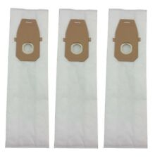 (3) Vacuum Bags for Hoover Type Q HEPA Platinum, Allergen AH10000, UH30010COM