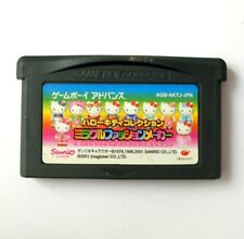 Hello Kitty Collection Miracle Fashion Maker Nintendo Gameboy Advance,GBA SP, DS