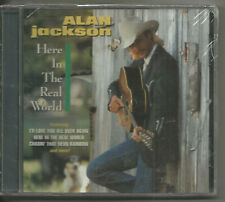 ALAN JACKSON - HERE IN THE REAL WORLD!!!!!!!!!!!!!!
