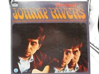 Johnny Rivers- Rewind (Vinyl LP) Imperial LP-9341 VG/VG+ cover VG+