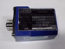 MASTER ELECTRONIC CONTROLS 24VAC 3 SEC RELAY DBIR24A3